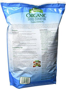 8-Quart Organic Seed Starter - Farm Nevada - Gardeners Start Here