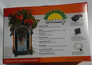 Solar Powered Hydroponic System - Farm Nevada - Gardeners Start Here