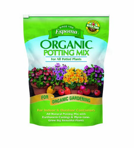 8-Quart Organic Potting Mix - Farm Nevada - Gardeners Start Here