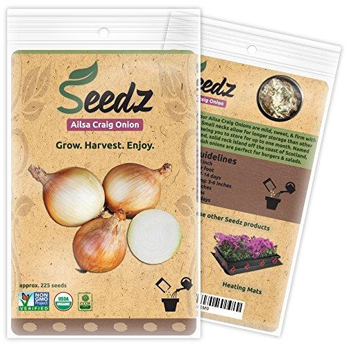 Onion Seeds - Farm Nevada - Gardeners Start Here