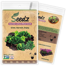 Lettuce Seeds, Blend Seeds - Farm Nevada - Gardeners Start Here