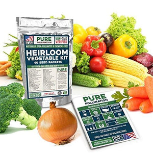 Vegetable Seed Kit - Farm Nevada - Gardeners Start Here