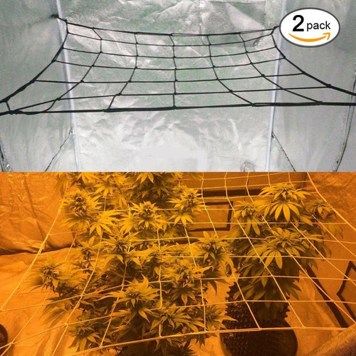 2-Pack Scrog Net for Grow Tents - Farm Nevada - Gardeners Start Here
