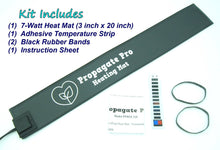 Wrap Around Heating Pad Strip or Windowsill Seed Starting Heating Mat Heat Pad - Farm Nevada - Gardeners Start Here