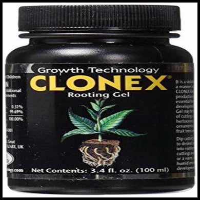 Clonex Rooting Gel, 100 ml - Farm Nevada - Gardeners Start Here