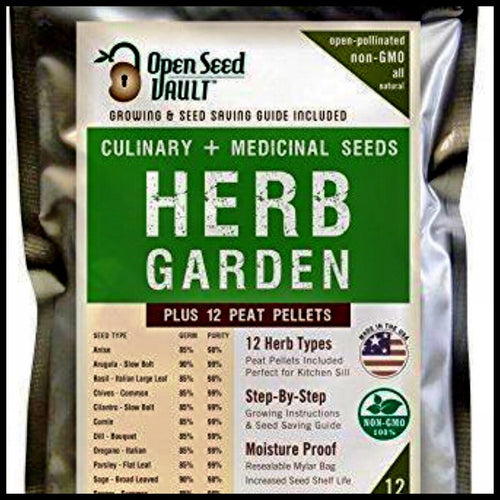 12 popular Easy-to-Grow Herb Seeds - Farm Nevada - Gardeners Start Here