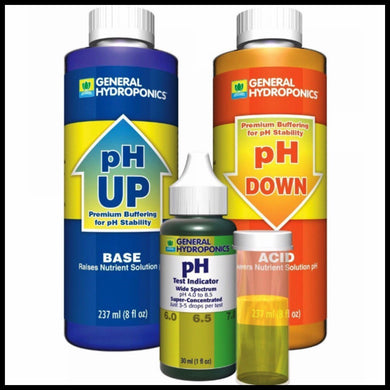 pH Control Kit - Farm Nevada - Gardeners Start Here