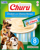 Dog Churu - Chicken with Cheese (1 Pack/8 Tubes)