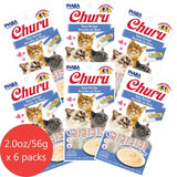 Churu Tuna 6 pack/4 tubes