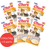 Churu Chicken 6 pack/4 tubes