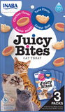 Juicy Bites Chicken & Tuna Flavor