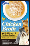 Chicken Broth Chicken & Scallop Recipe (Single Pack Only)