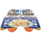 Dog Twin Cups Chicken with Vegetables & Tuna Recipe (Single Pack Only)