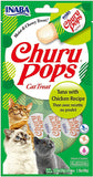 Churu Pops Tuna with Chicken 4 Tubes (Single Pack Only)