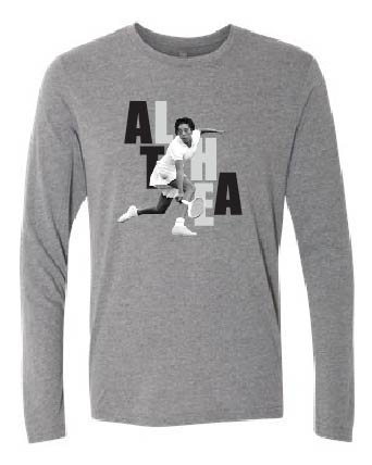 """The ATA & ALTHEA"" LE Triblend L/S Crew t-shirt"