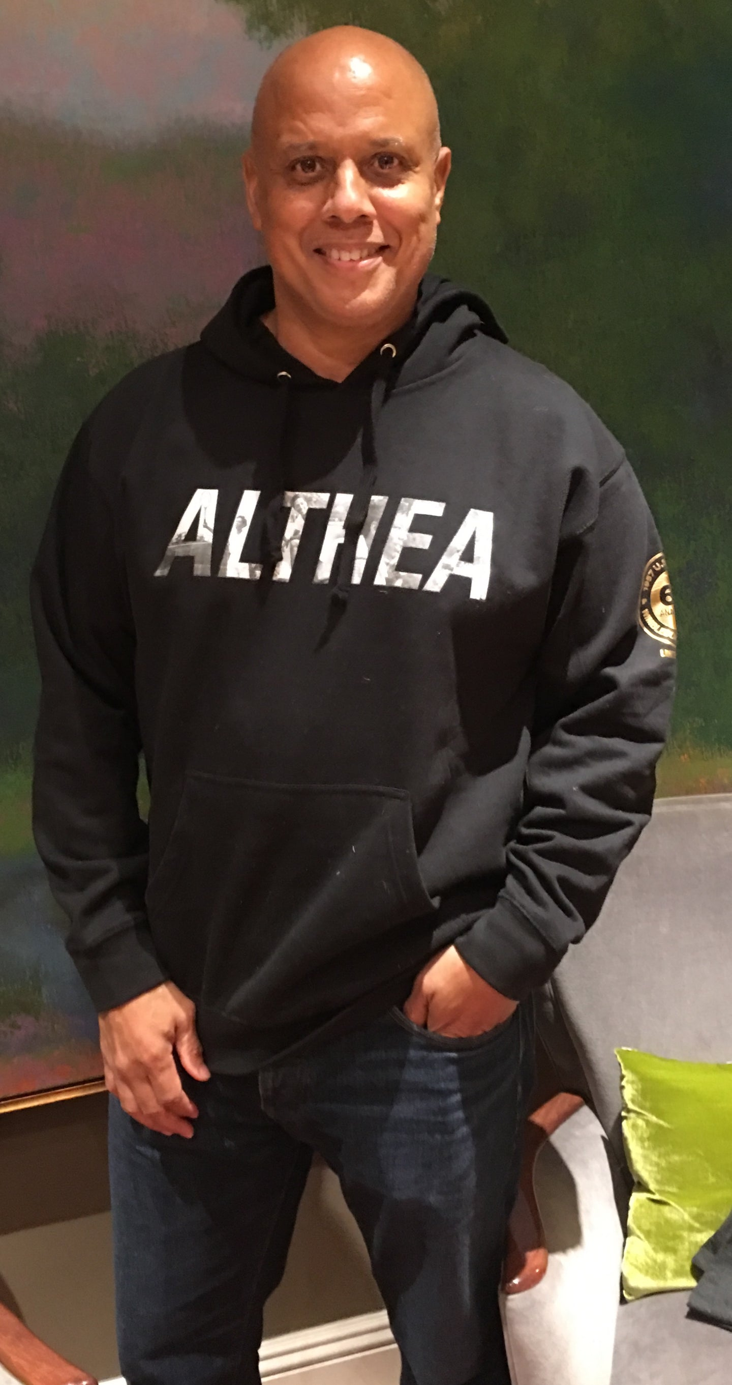 "Althea Gibson  ""Championship"" 60th Anniversary LE Pullover Hoodie"
