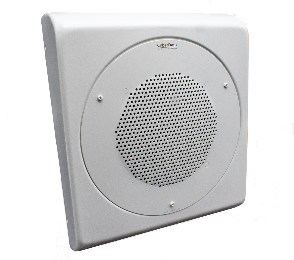 011396 InformaCast® Enabled Speaker - RAL 9003 (Signal White)