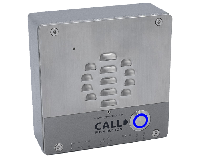 011309 InformaCast® Enabled Outdoor Intercom