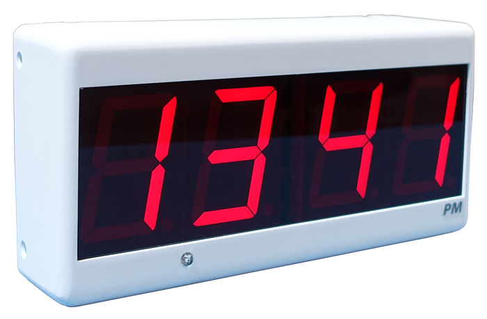 011313 PoE Digital Clock