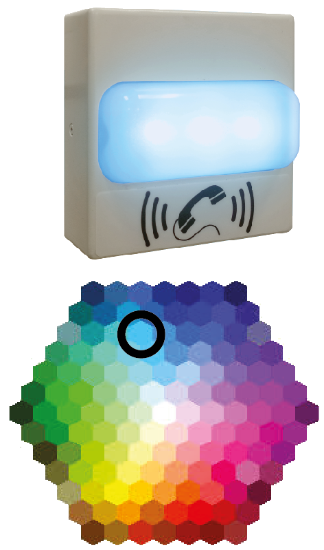 011377  InformaCast® Enabled RGB (Multi-Color) Strobe