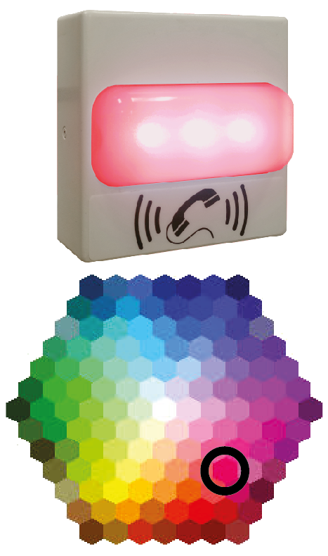 011376 SIP RGB (Multi-Color) Strobe