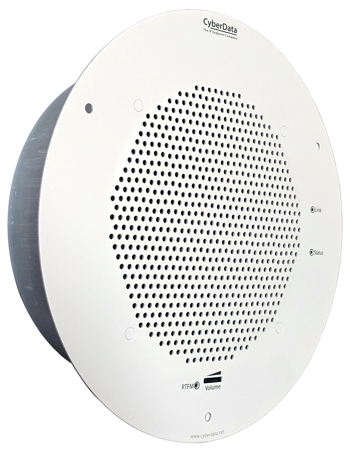 011396/011395  InformaCast® Enabled Speaker