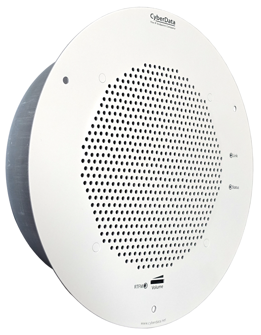011396/011395  InformaCast<sup>®</sup> Enabled Speaker