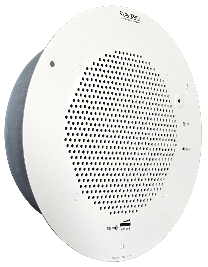011399/011400  InformaCast Enabled Talk-Back Speaker