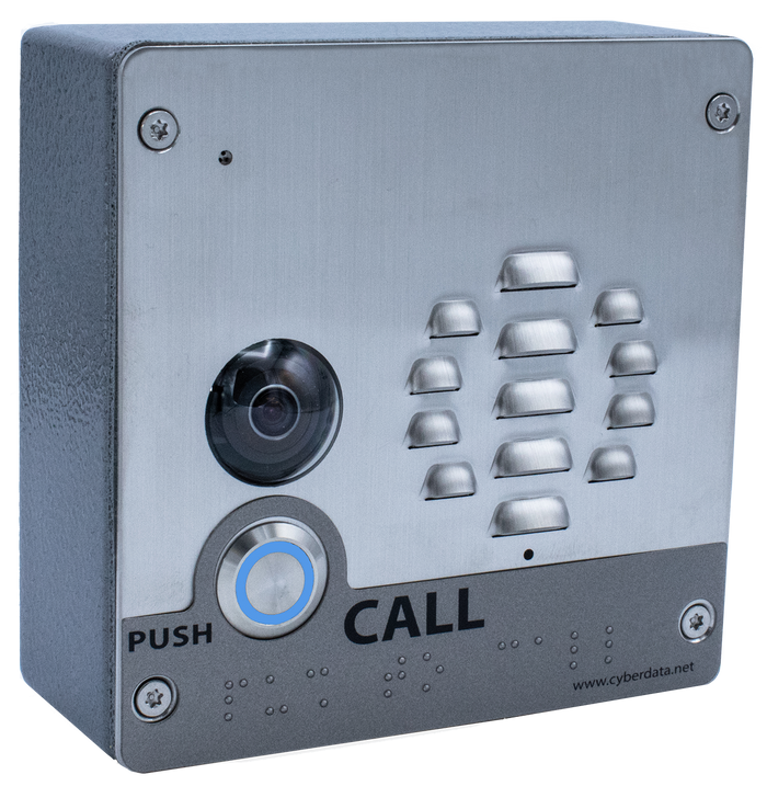 011410 SIP h.264 Video Outdoor Intercom