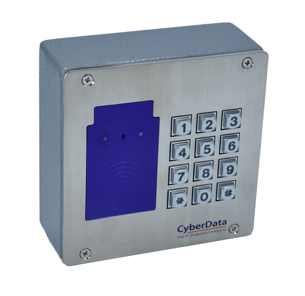 011426 RFID/Keypad Secure Access Control Endpoint