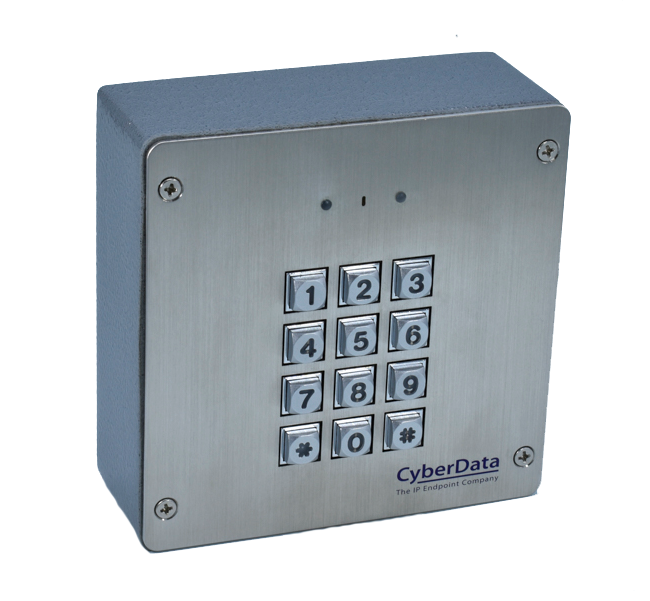 011433 Secure Access Control Keypad