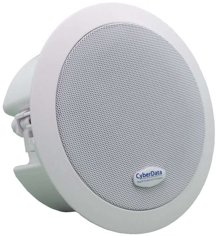 011504 InformaCast® Enabled Ceiling Speaker
