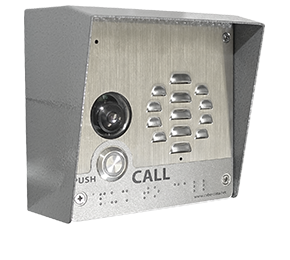 011410 SIP-enabled h.264 Video Outdoor Intercom