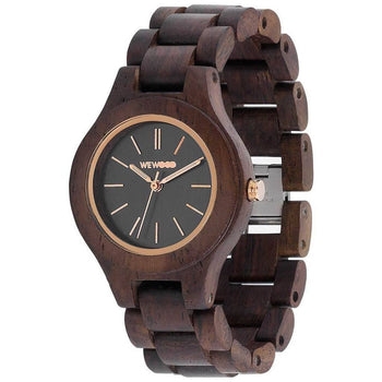 WeWood Antea Indian Rosewood Watch | Chocolate