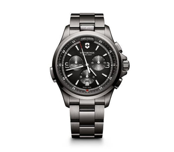 Victorinox Night Vision Chronograph Watch