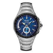 Seiko Coutura Radio Sync, Solar Powered, Dual Time, World Time Watch