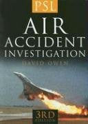 Air Accident Investigation