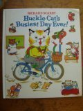 Huckle Cat'S Busiest Day Ever
