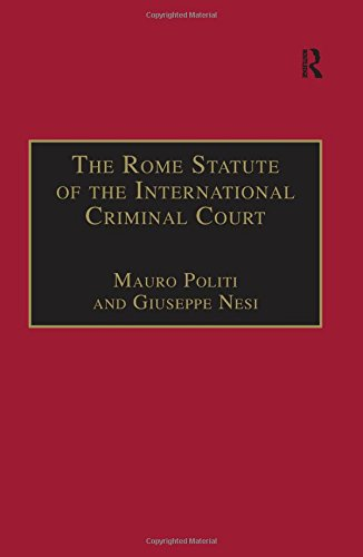 The Rome Statute of the International Criminal Court: A Challenge to Impunity