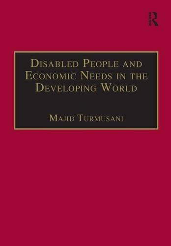 Disabled People and Economic Needs in the Developing World: A Political Perspective from Jordan