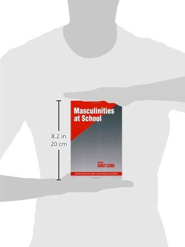 Masculinities at School (SAGE Series on Men and Masculinity)