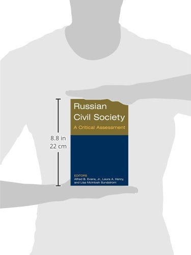 Russian Civil Society: A Critical Assessment