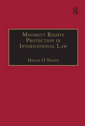 Minority Rights Protection in International Law: The Roma of Europe (Research in Migration and Ethnic Relations)