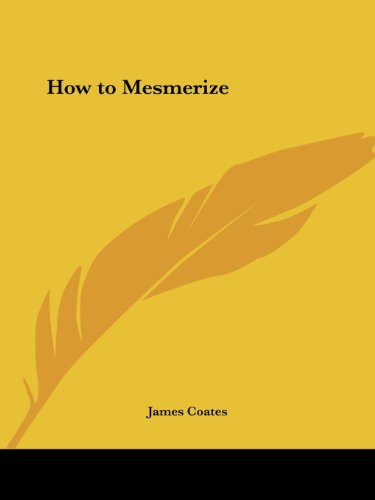 How to Mesmerize