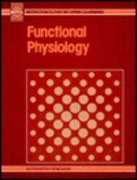 Functional Physiology (Biotol : Biotechnology By Open Learning)