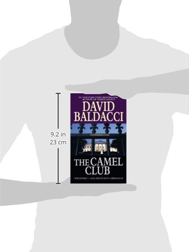 The Camel Club (Large Print)