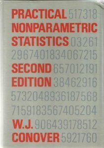 Practical Nonparametric Statistics (Wiley Series In Probability And Statistics)