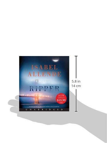 Ripper Low Price CD: A Novel