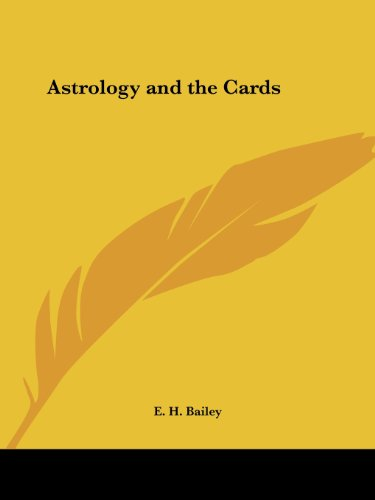 Astrology and the Cards