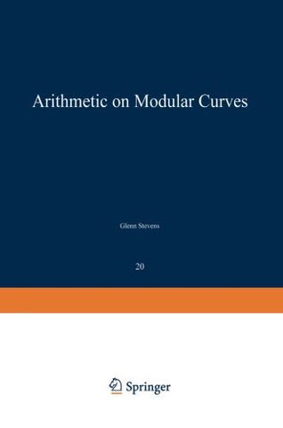 Arithmetic on Modular Curves (Progress in Mathematics)